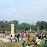 Travel the World in a Moment at Merapi Park