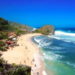 Take a trip to Indrayanti Beach